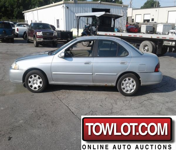 Buying A Car At An Impound Auction